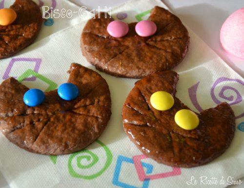 Bisco-Gatti – Biscotti al Cacao