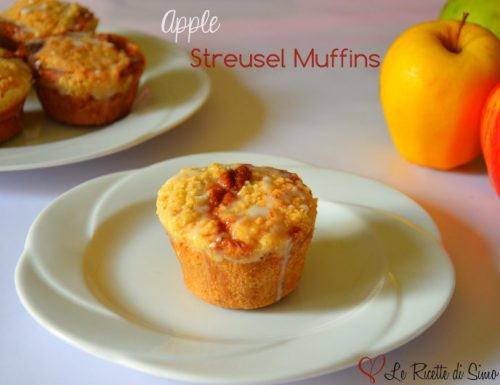 Apple Streusel Muffins – Muffins alle Mele