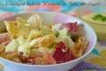 Insalata di Radicchio Variegato con Salsa allo Yogurt