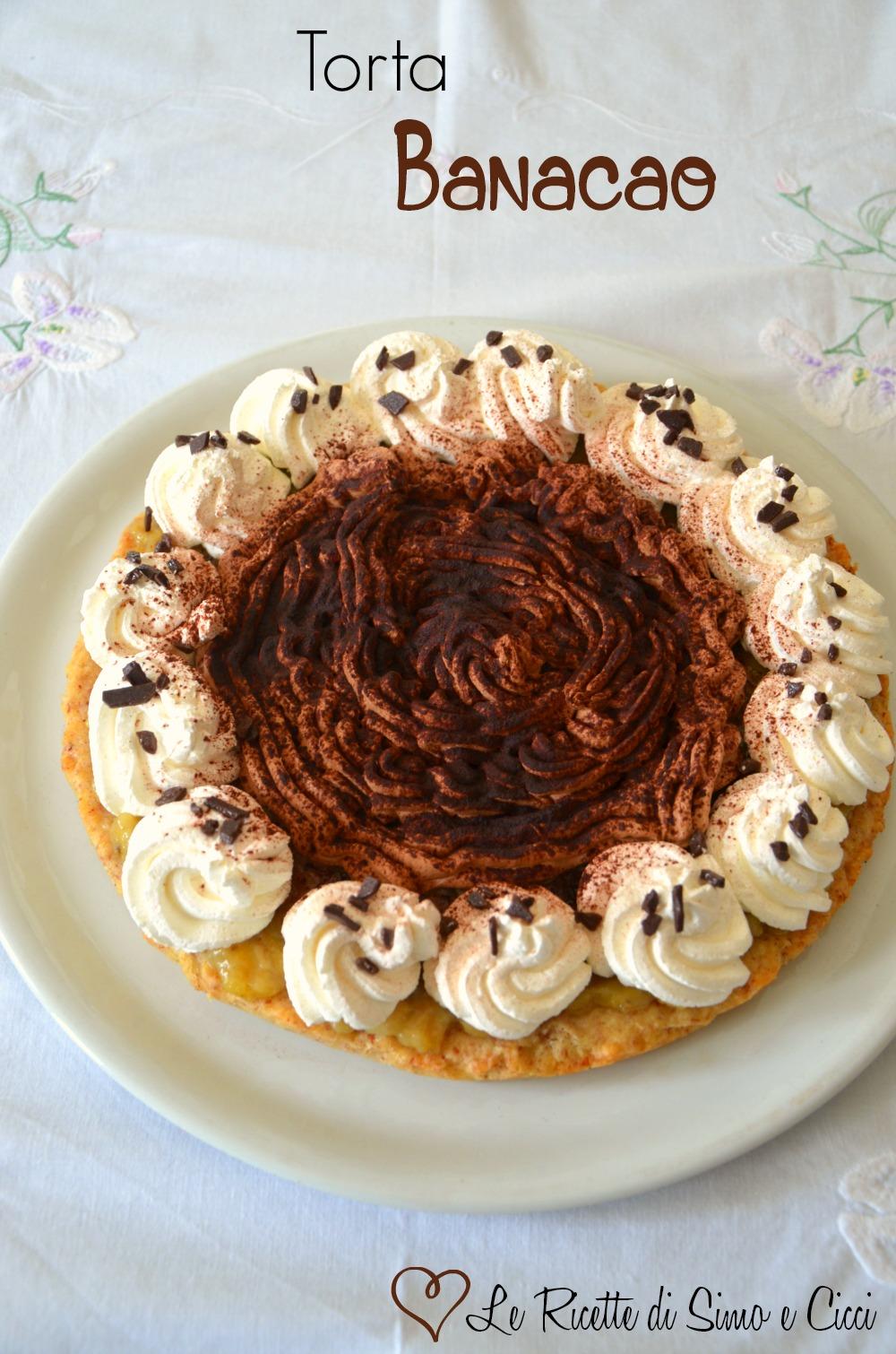 Torta Banacao