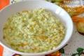 Risotto alle Zucchine e Fiori di Zucca