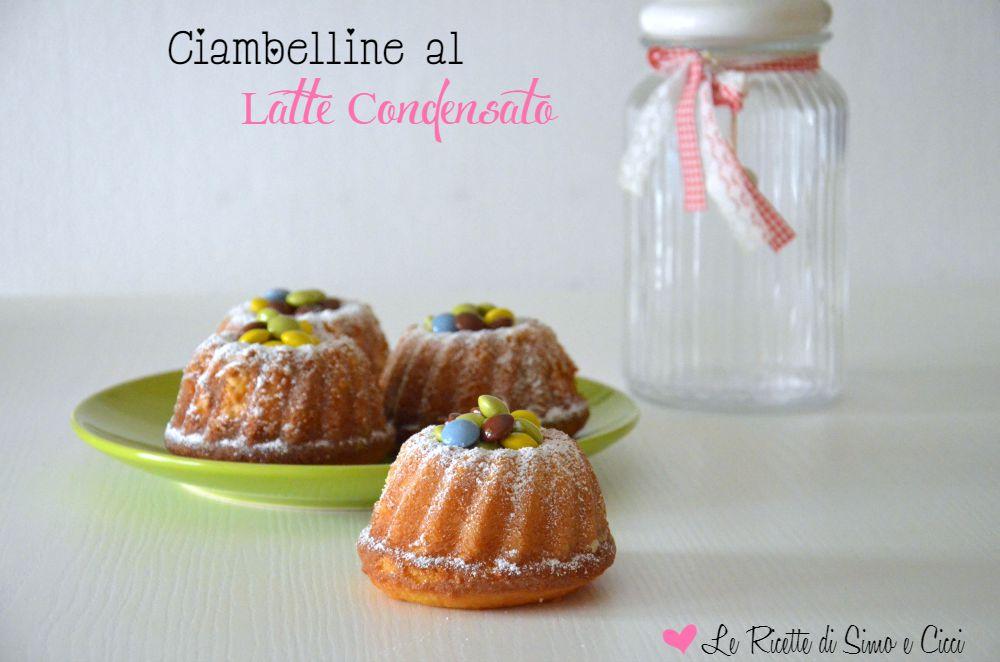 Ciambelline al Latte Condensato