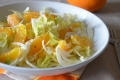 Insalata di scarola finocchi e arance