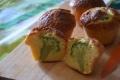 Muffin salati con cuore di broccoli