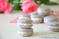 Macarons al cioccolato bianco e caffè