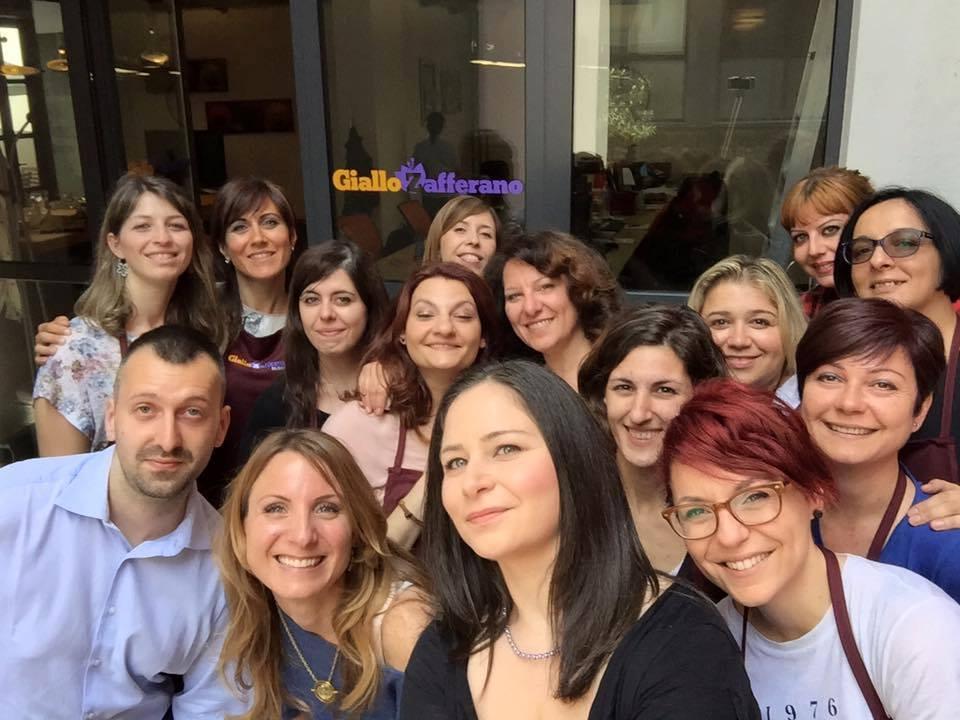 Selfie giallozafferano