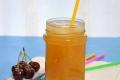 Tè freddo al mango