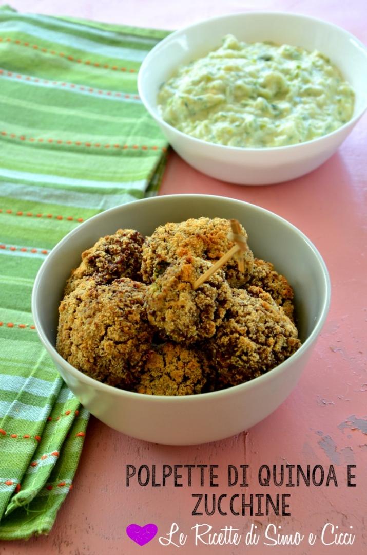 Polpette di quinoa e fagioli vegan