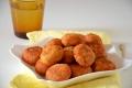 Polpette di baccalà con patate e pecorino