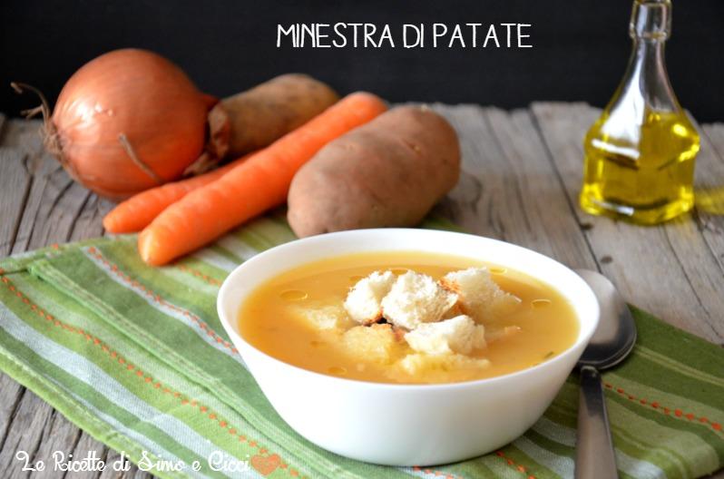 Minestra di patate