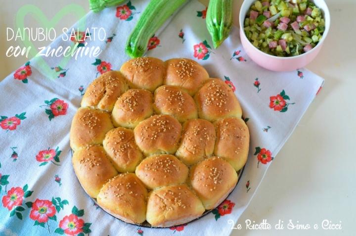 Danubio Salato con Zucchine