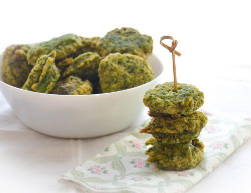 Polpette ricotta e spinaci