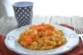 Pasta con zucca e mascarpone