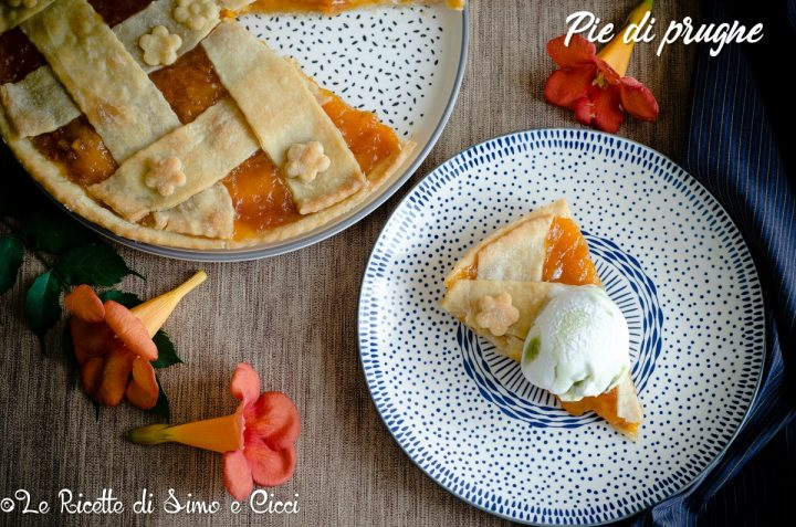 Pie di prugne