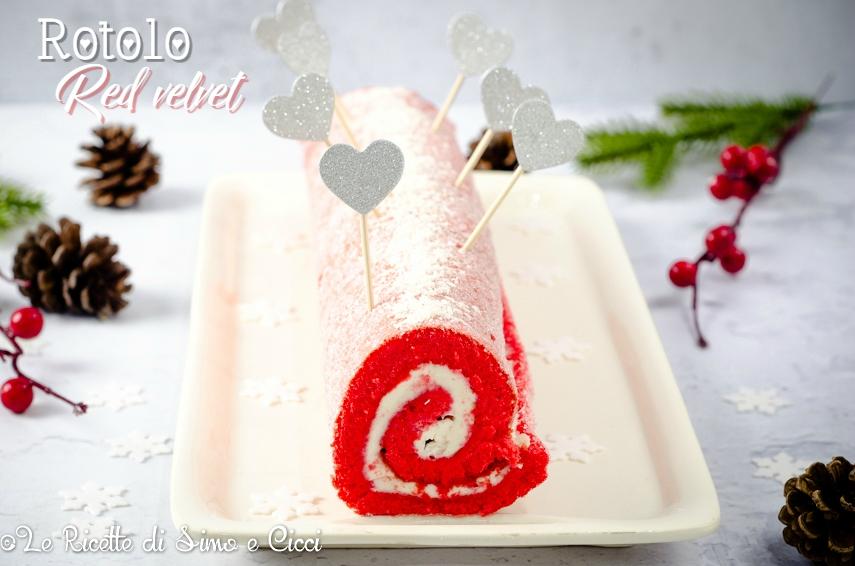 Rotolo Red velvet
