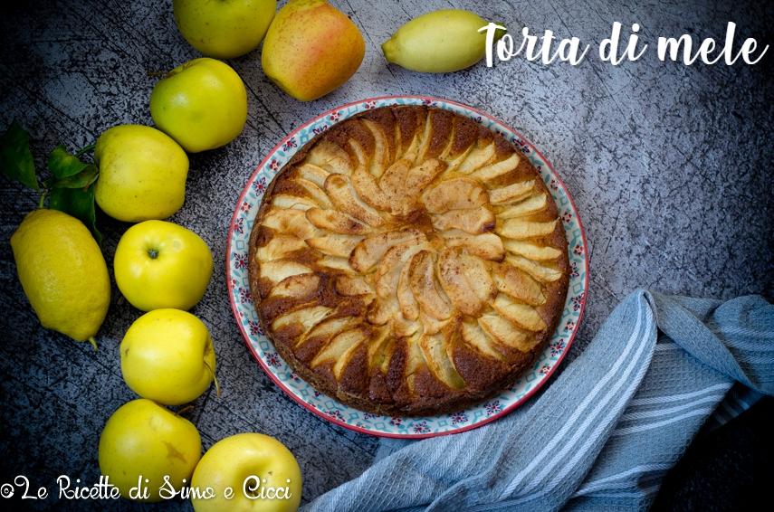 Torta di mele ricetta classica