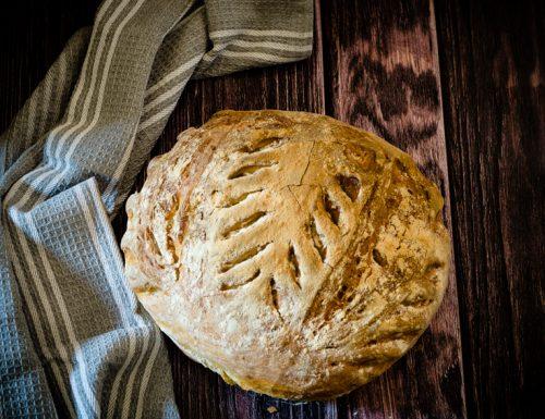 Pane fatto in casa ricetta semplice