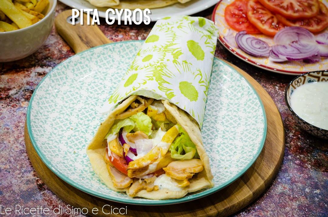 Pita Gyros