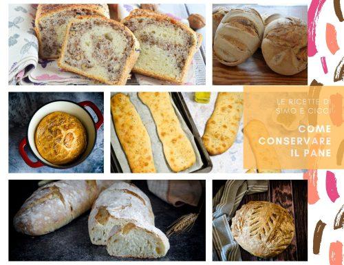 Come conservare il pane per mantenerlo morbido a lungo