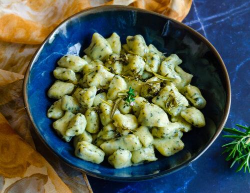 Gnocchi di bietole e patate