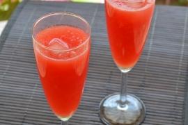 Limonata all'anguria