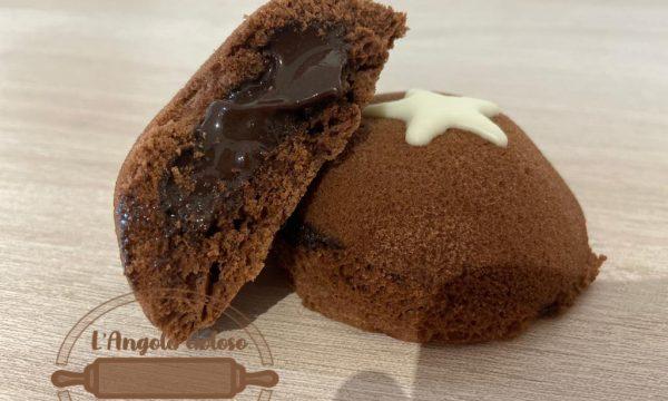 MOON CAKE PAN DI STELLE, ricetta facile e veloce (Bimby e non)