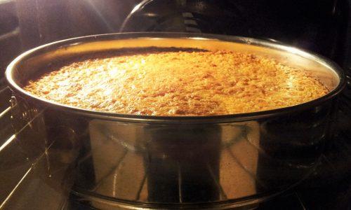 Torta di mandorle e carote [senza lattosio - senza glutine]