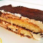 Tiramisu al cioccolato [SENZA CAFFE']