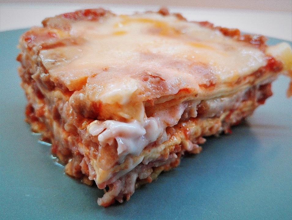 Lasagne chez Vitto