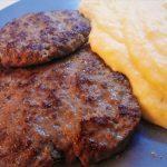 Hamburger morbidi fatti in casa