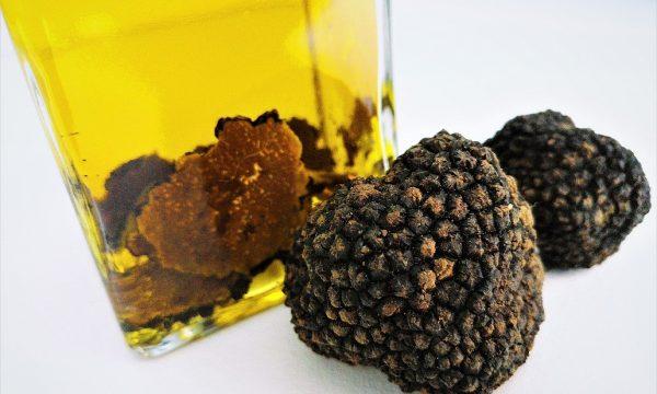 Olio tartufato