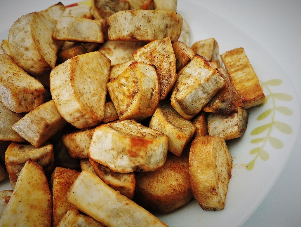 Patate dolci americane alla paprika