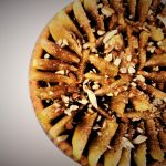 Crostata morbida ai fichi e mandorle