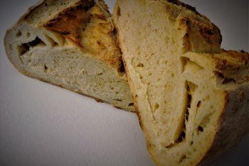 Pane di semola con LiCoLi (tipo pugliese)