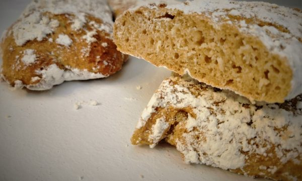 Pane veloce con farina integrale Senatore Cappelli (90% idratazione)