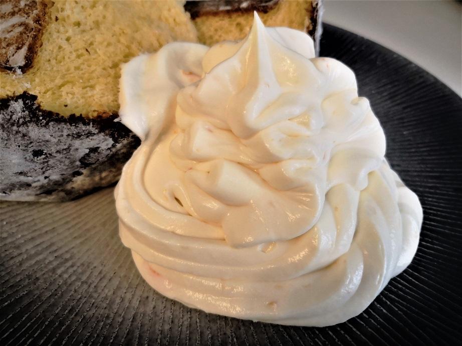 Crema al mascarpone senza uova