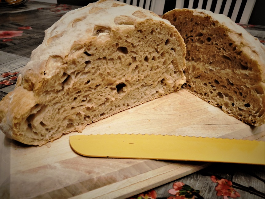"""Pane con farina tipo """"1"""" - Ricetta con Li.Co.Li."""