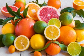 Frutta del mese di Febbraio