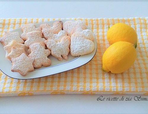 Biscotti 5 minuti (con e senza glutine)