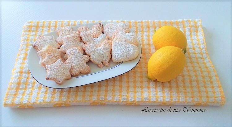 biscotti 5 minuti