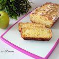 plumcake arancia e mele