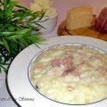 risotto crema di cavolfiore crudo e parmigiano