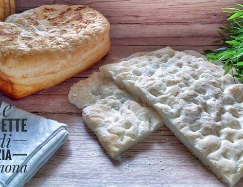 Pane senza glutine senza macchina del pane