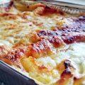 lasagne ai 4 formaggi