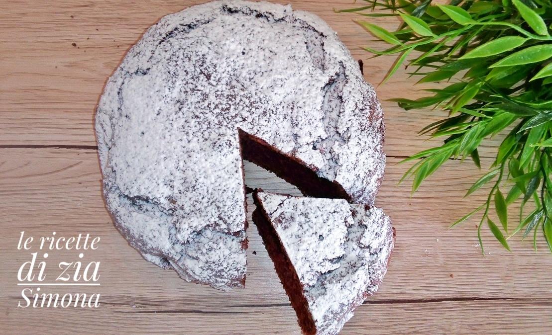 torta mele cioccolato 2