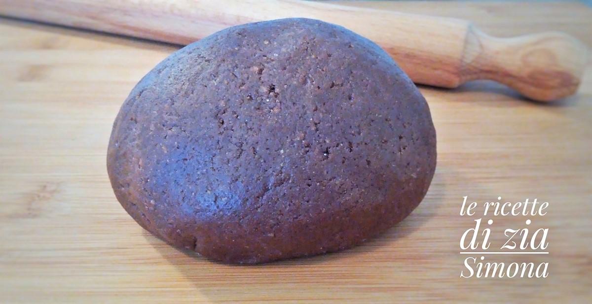 pasta frolla al cacao