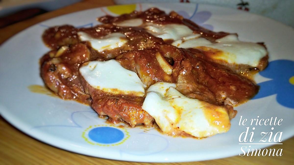 pizzaiola al forno