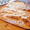 pagnotta con mix di farine senza glutine