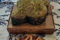 Pastiera napoletana e colomba al pistacchio (panificio pasticceria piccolo)