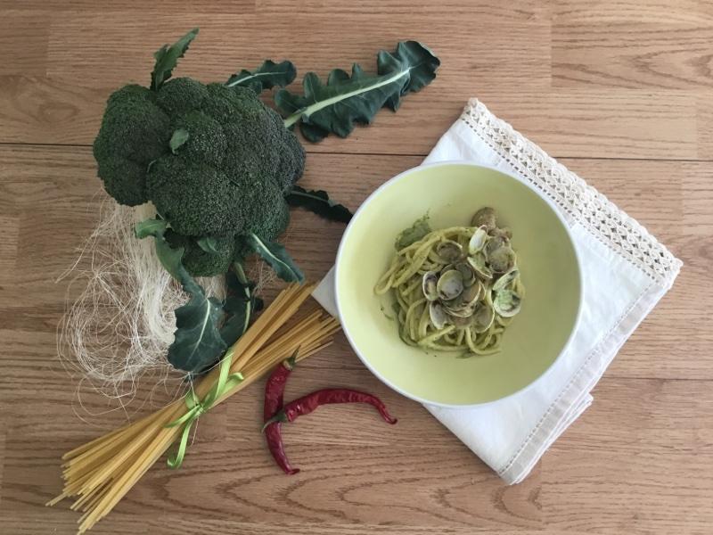 Vongole e broccoletti